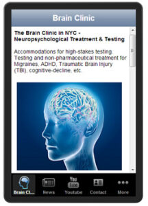 The Brain Clinic APP