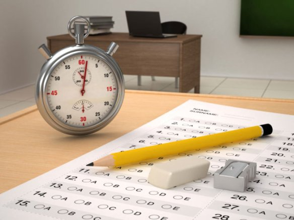 Extended Time for Standardized Tests in NYC