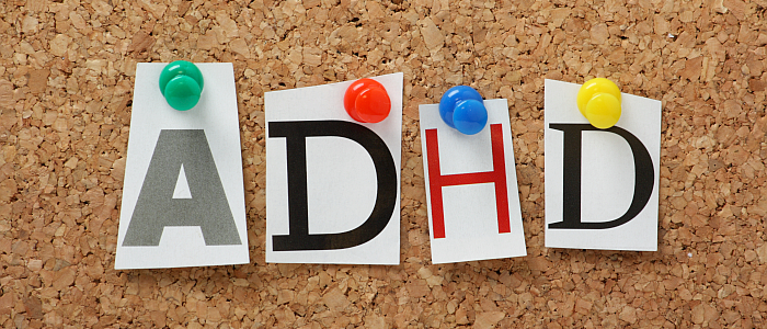 where does ADHD come from