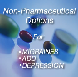 Non Pharmaceutical Treatment Options